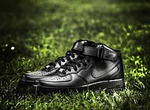Кроссовки Nike Air Force 1 Mid 07 315123-001  (Оригинал) , фото 2