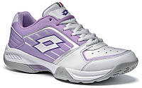 Кроссовки женские Lotto T-Tour V white-violet