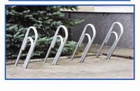 Велопарковка Скрепка