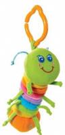 Подвеска игрушка гусеница Джей дрожащая Tiny Love 1105600458