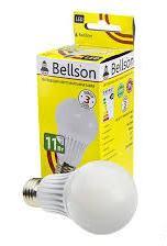 """Лампа LED """"Power"""" E27/11W-2700/4000мат"""