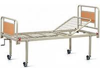 КОМПЛЕКТ: Кровать функциональная двухсекционная OSD93V+OSD-90V  + матрац медицинский OSD-MAT-80*8*194