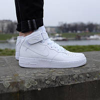 Кроссовки NIKE AIR FORCE 1 MID 07 315123-111 (Оригинал)