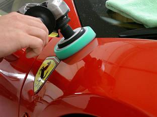 Як правильно робити полірування автомобіля?