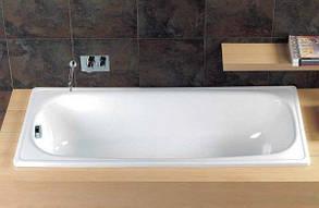 Ванна стальная BLB Europa B50E 150x70 с бронзовыми ручками, фото 2