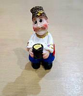 Украинец с пивом - национальный сувенир