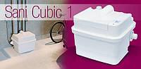 Насос (сточн.воды от унитаз.исп.воды от ван.комн.кухни прач.) канализ. SFA Sani Cubic 1