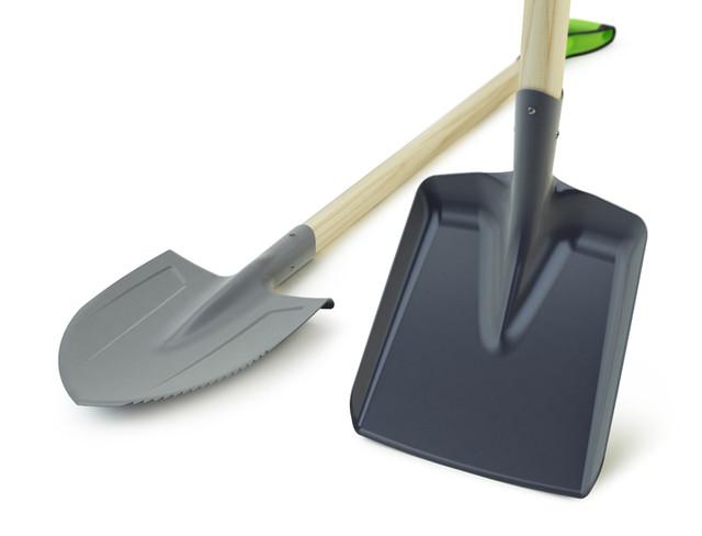 Лопата садовая