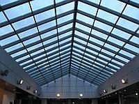 Зенитный фонарь, остекление крыши (материалы + монтаж)