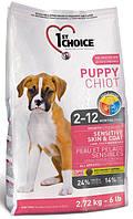 Корм для всех щенков всех пород 1st Choice Puppy All Breeds