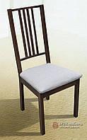 """Деревянный стул """"Классик Soft"""" (бук) (т.орех)"""
