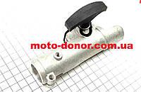 Крепление насадок к трубе для мотокосы Ø26мм 7шлицов