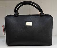 Черная сумка саквояж Willow черная