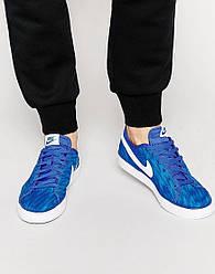Кеды Nike Primo Court Print 653888-419 (Оригинал)