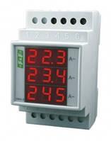 Трехфазный индикатор тока DMA-3 True RMS