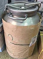 Бидон для молока алюминиевый КАЛИТВА (40 л)