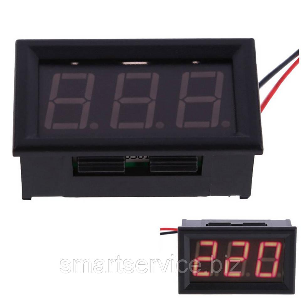 Вольтметр переменного тока YB27A 60-300 В