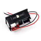 Вольтметр переменного тока YB27A 60-300 В, фото 2