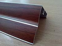 Карниз 2метра алюмінієвий для штор і гардин, асортимент квітів, доставка по Україні