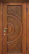 Двери Монолит с трехконтурным уплотением