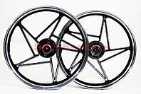Диск колесный передний литой (под диск) 18Х1,6 Viper-125J