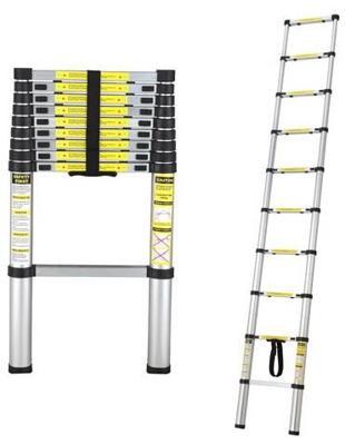 Лестница алюминиевая телескопическая