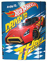 Папка для труда А4 KITE Hot Wheels HW16-213K