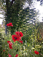 Опора садовая пластиковая декоративная
