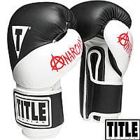 Боксерские перчатки TITLE Infused Foam Anarchy Training Gloves