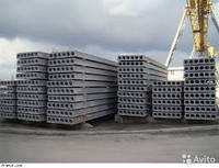 Плиты перекрытия ПК 63-12-12.5