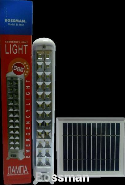 Фонарь B-8601 c SP4W/6V