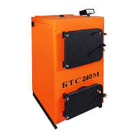 Пиролизный котел БТС-240М длительного горения