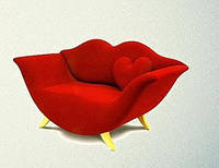 Диван Улыбка (Мебель-Плюс TM)