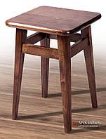 Деревянный табурет Смарт (ножки прямые)