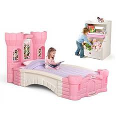 Кровать замок принцессы step2 8010