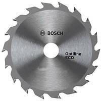 Циркулярный диск Bosch 130x20/16 18 Optiline ECO