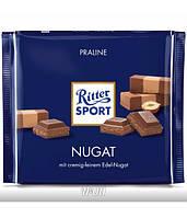 Молочный шоколад Ritter Sport Nugat