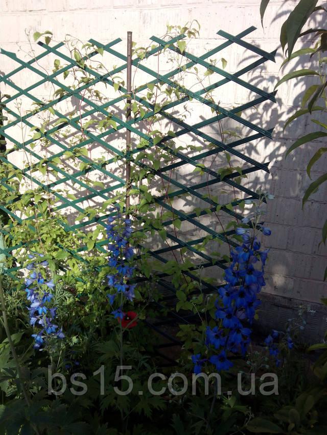Садовые решетки, опоры для растений
