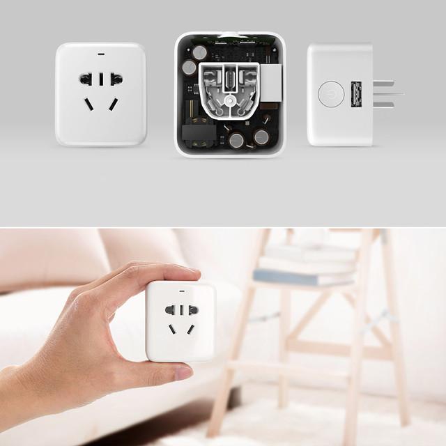 СЗУ Xiaomi smart socket