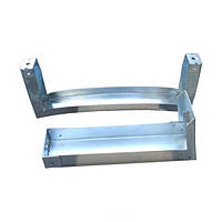 Ножки для стальной ванны BLB Europa 105x70 с сиденьем