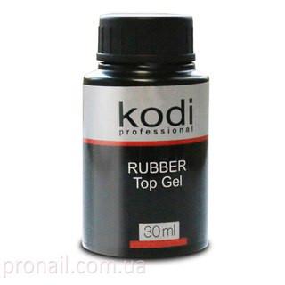 RUBBER TOP Kodi (КАУЧУКОВОЕ ВЕРХНЕЕ ПОКРЫТИЕ ДЛЯ ГЕЛЬ - ЛАКА ), 30 МЛ