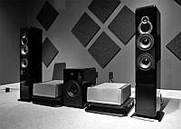 Hi-Fi, Hi-End стерео системы - проектирование, продажа оборудования, установка.