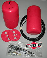 Пневмобаллоны AirLift на Toyota Land Cruiser Prado 120 (2003-2009), фото 1