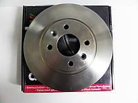 Диск тормозной передний DACIA Logan 04->  Reanult Clio II 98->, Kangoo 98->,