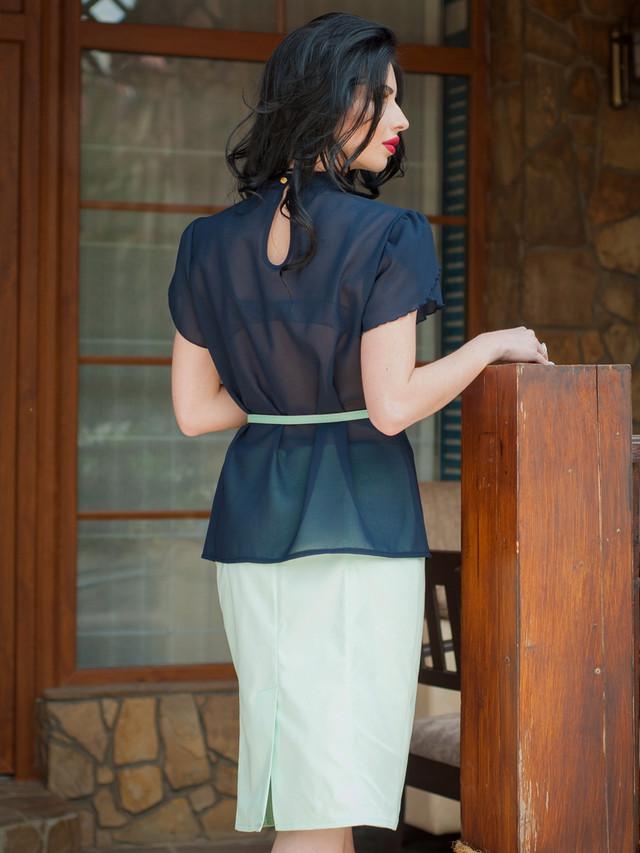 Очень красивая женская летняя блузка