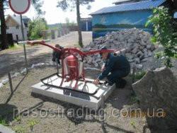 В Год пожарной охраны в городе Сортавала установлен памятный знак