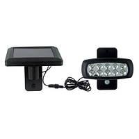 LED Светильник садово-парковый на солн. батарее 2W 6400К