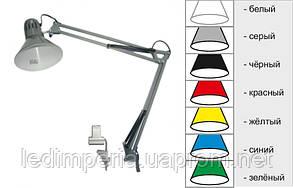 Настольная лампа Lemanso LMN074 серая,синяя,желтая...
