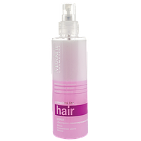 Спрей для волос «Экспресс-ламинирование волос» (Блеск, сохранения цвета, объём) Markell Cosmetics 200 мл.
