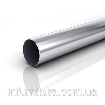 Труба хромированная / 3мП-0,7мм / ПС 25